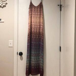 Long summer dress